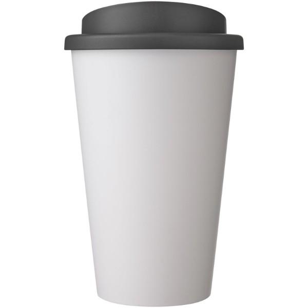 Americano® Vaso térmico de 350 ml - Blanco / Gris