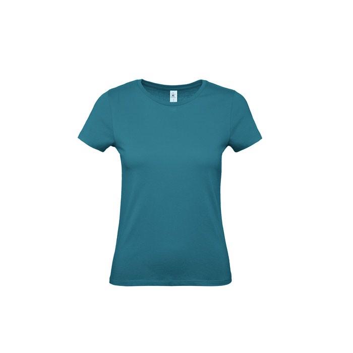 Damen T-Shirt 145 g/m² #E150 /Women T-Shirt - Diva Blue / XXL