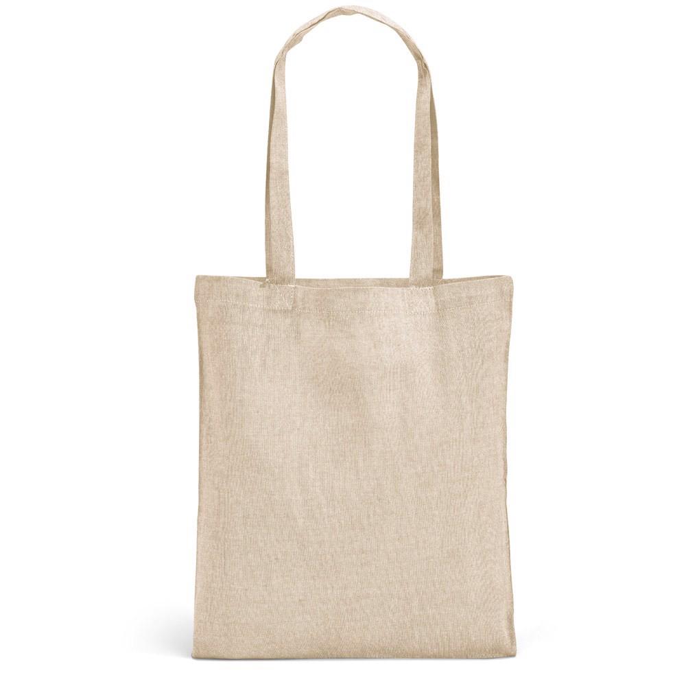 RYNEK. Bolsa de algodón reciclado - Natural