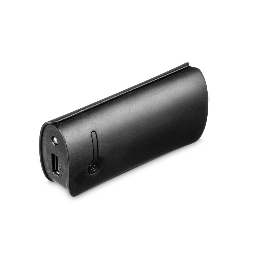 OPTIMUS. Portable battery - Μαύρο