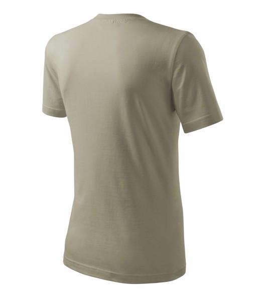 T-shirt men's Malfini Classic New - Light Khaki / 3XL