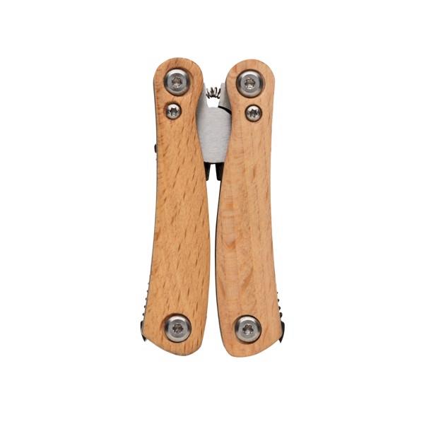 Dřevěný multifunkční nůž mini