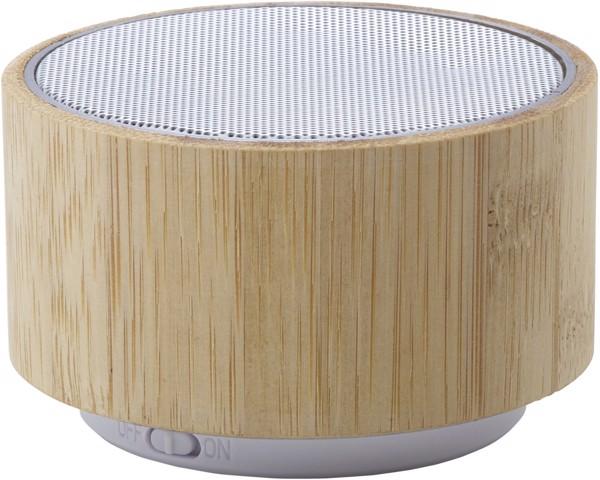 Bamboospeaker