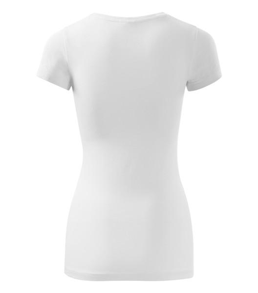 Tričko dámské Malfini Glance - Bílá / 2XL