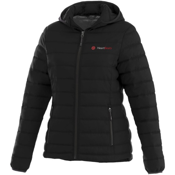 Norquay insulated ladies jacket - Solid Black / XL