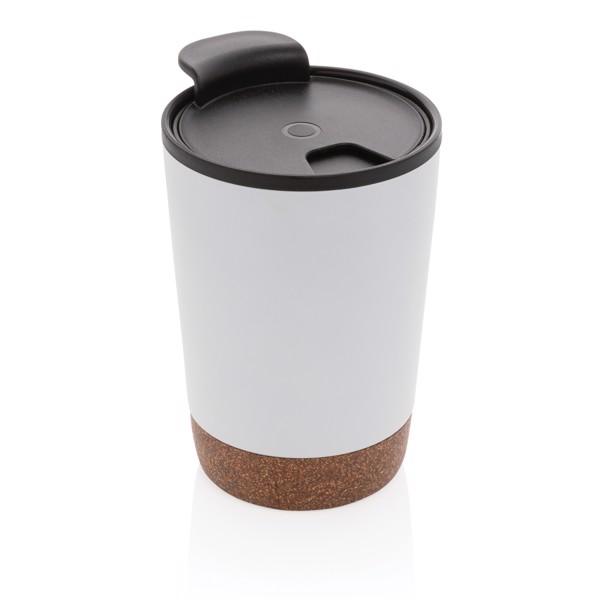 Parafa kávés ivópohár - Fehér