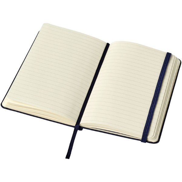 Classic PK hard cover notebook - ruled - Prussian Blue