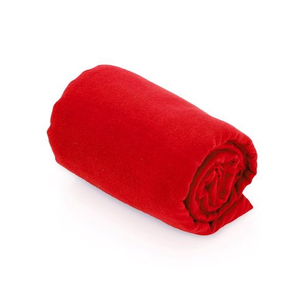Toalla Absorbente Yarg - Rojo