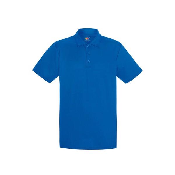 Funkční polo tričko Performance Polo 63-038-0 - Royal / XXL