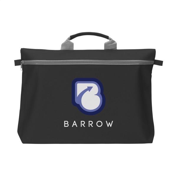 DocuTravel document bag - Black