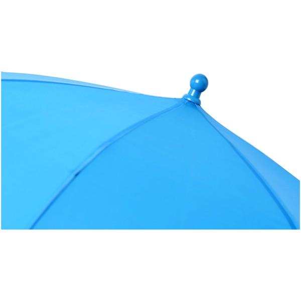"""Větruodolný deštník pro děti Nina 17"""" - Process Blue"""