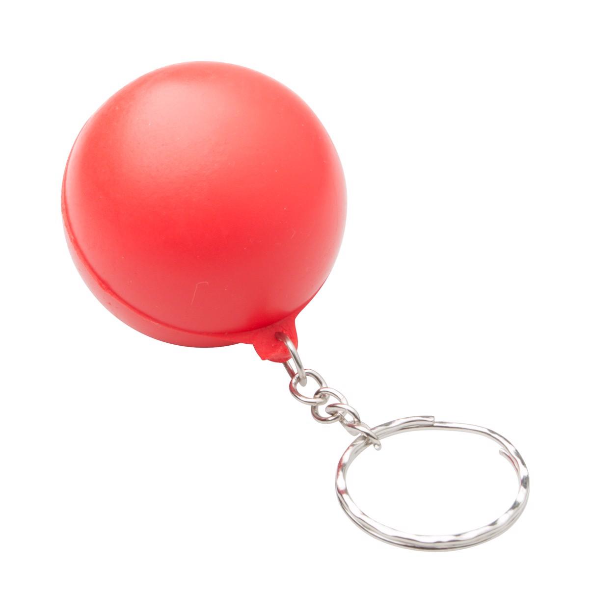Antistresový Přívěšek Na Klíče Calm - Červená