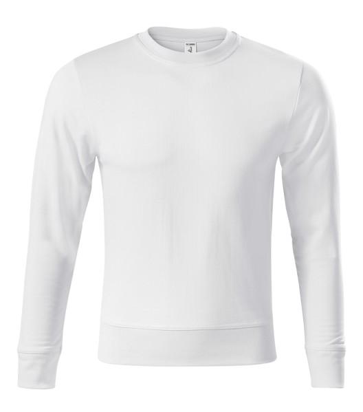 Sweatshirt unisex Piccolio Zero - White / XS