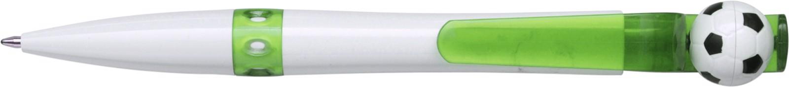 Plastic ballpen - Light Green