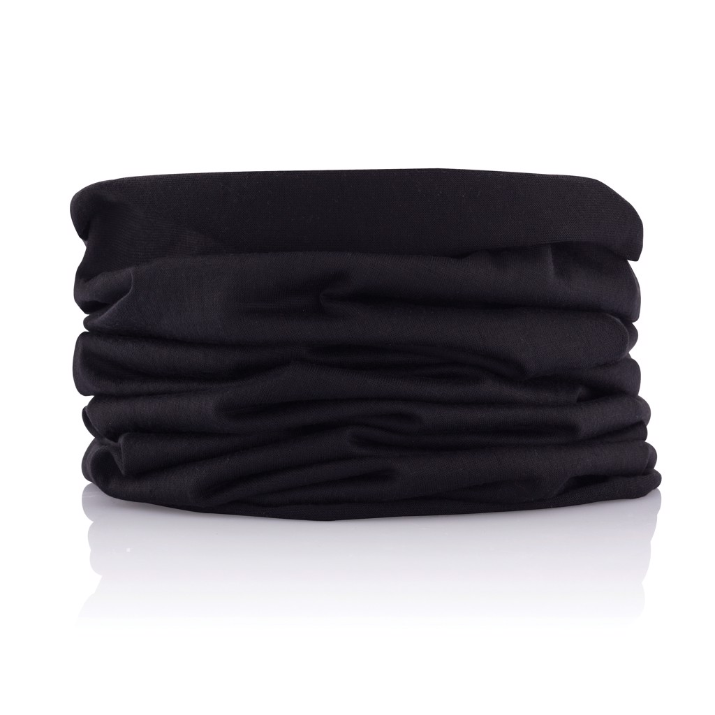 Multifunkční šátek - Černá