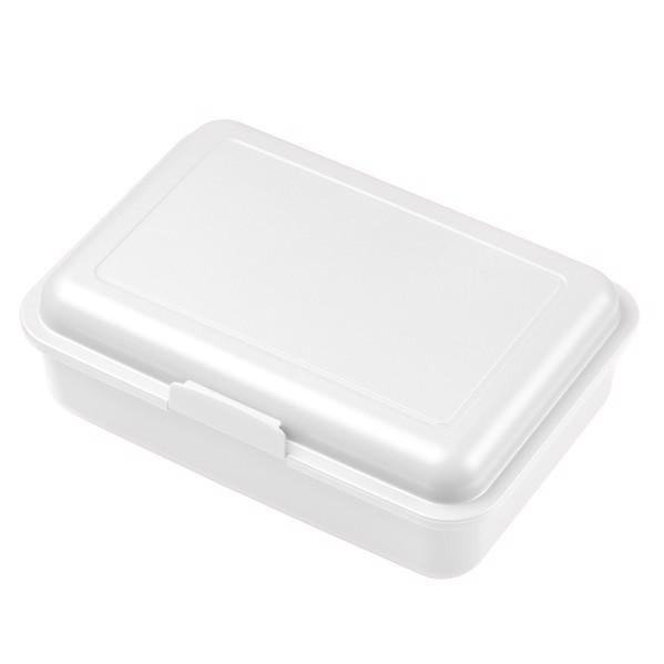 "Storage Box ""School Box"" Middle - White"