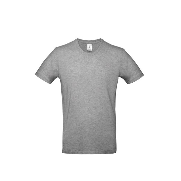 T-shirt male 185 g/m² #E190 T-Shirt - Sport Grey (Rs) / XXL