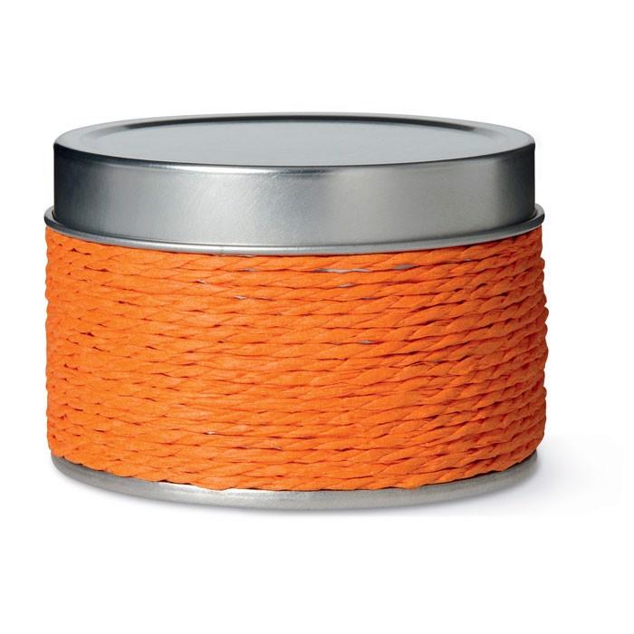Fragrance candle Delicious - Orange