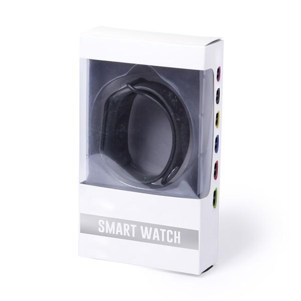 Relógio Inteligente Shaul - Preto