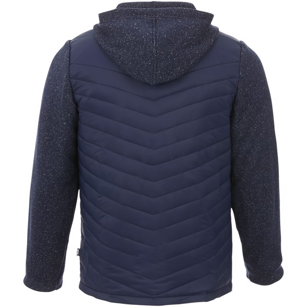 Hutch insulated hybrid jacket - Navy / S