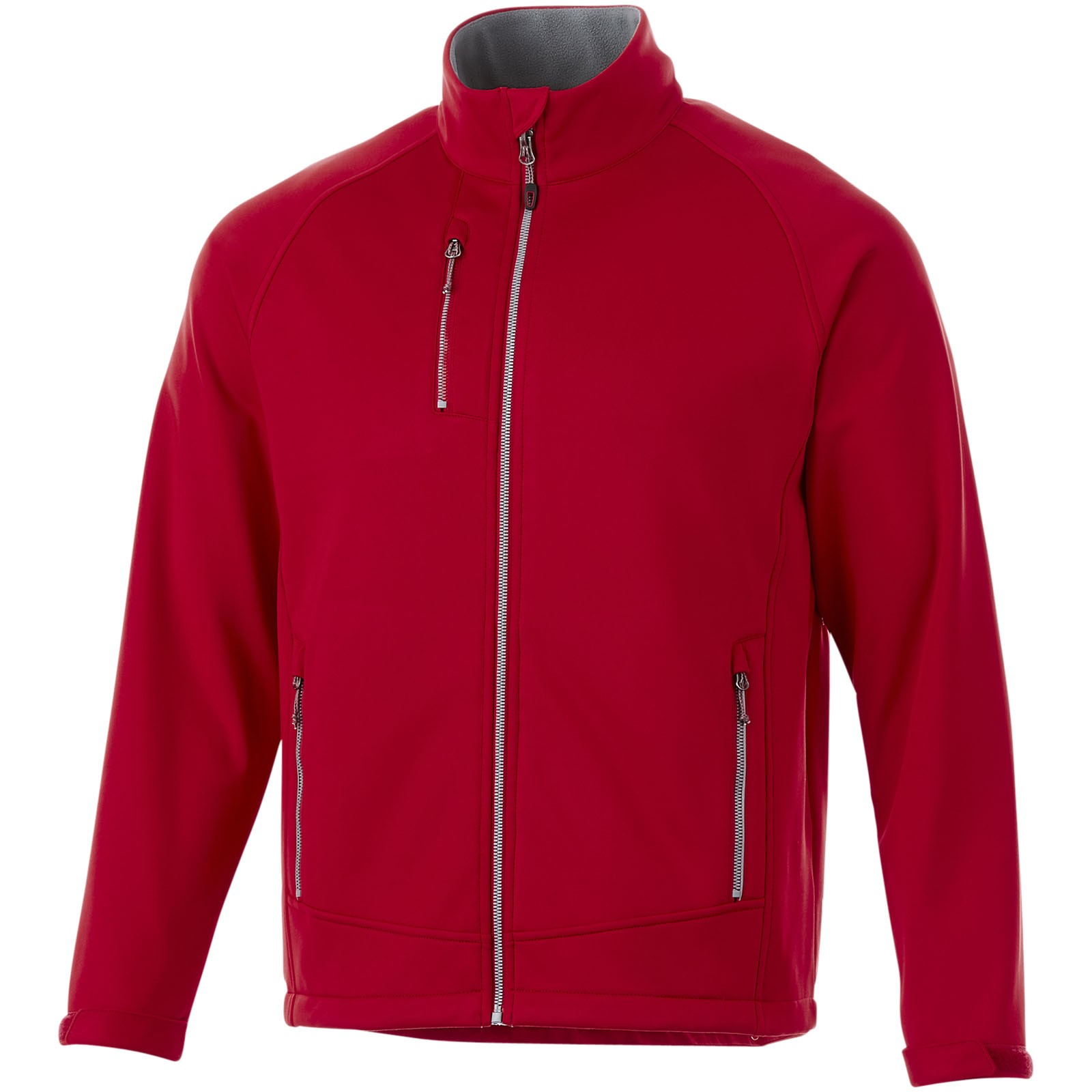 Chuck softshell jacket - Red / XS