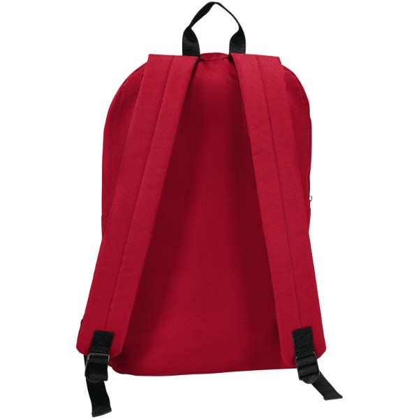 """Stratta 15"""" laptop backpack - Red"""