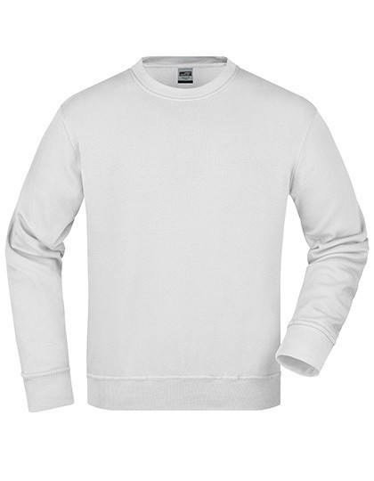 Workwear Sweat - White / 4XL