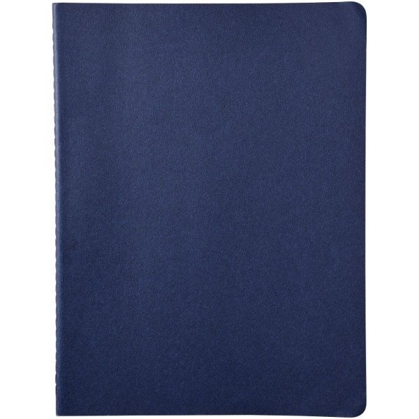 Cahier Journal XL - squared - Indigo blue