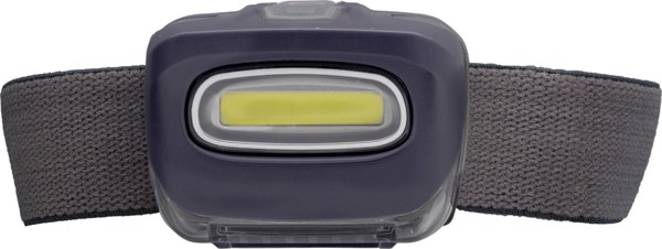 ABS head light - Black