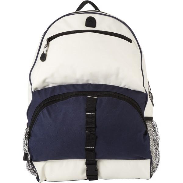 Utah backpack - Navy / Off White