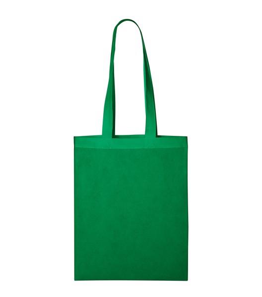 Nákupní taška unisex Piccolio Bubble - Středně Zelená / uni