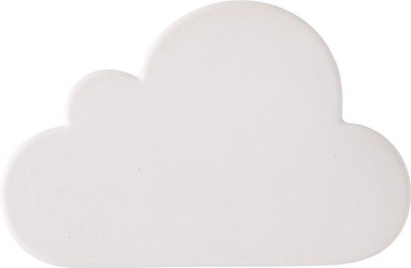 Anti-Stress-Wolke 'Cloudy' aus PU-Schaum