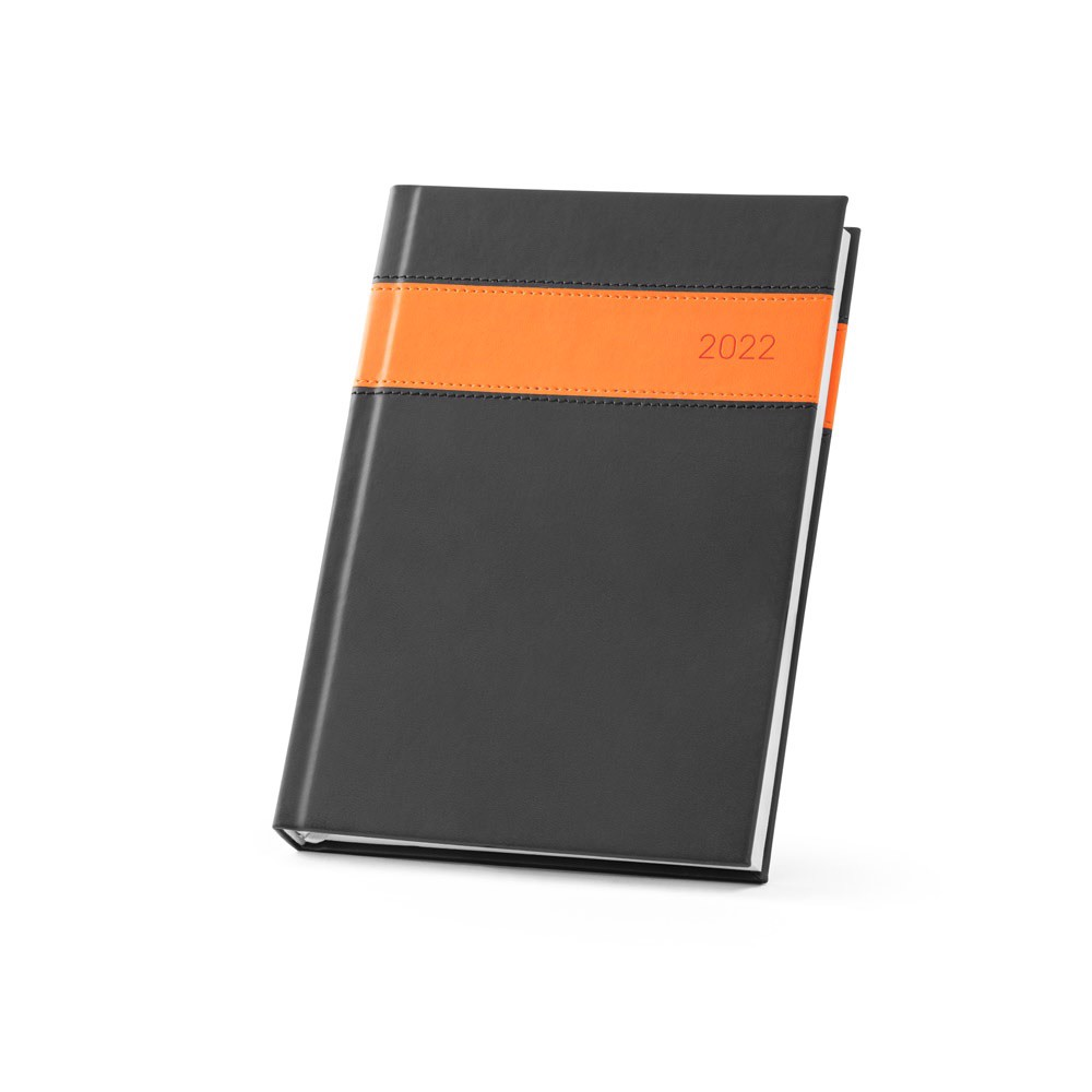 DUED A5. Diary A5 - Orange