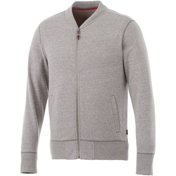 Stony track jacket - Grey melange / XXL