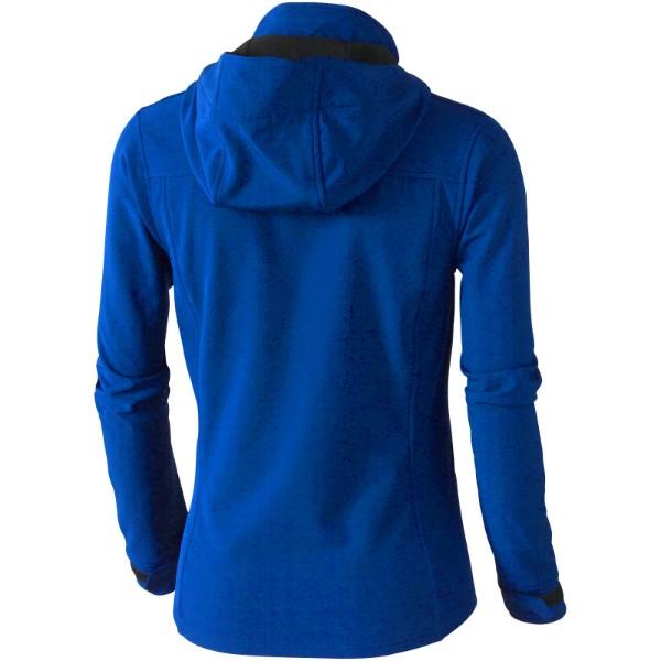 Dámská softshellová bunda Langley - Modrá / XL