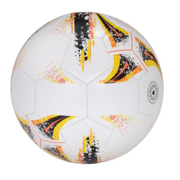 Fotbalový Míč Kick Around / Bílá / Černá