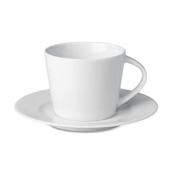 Cappuccino cup and saucer Paris