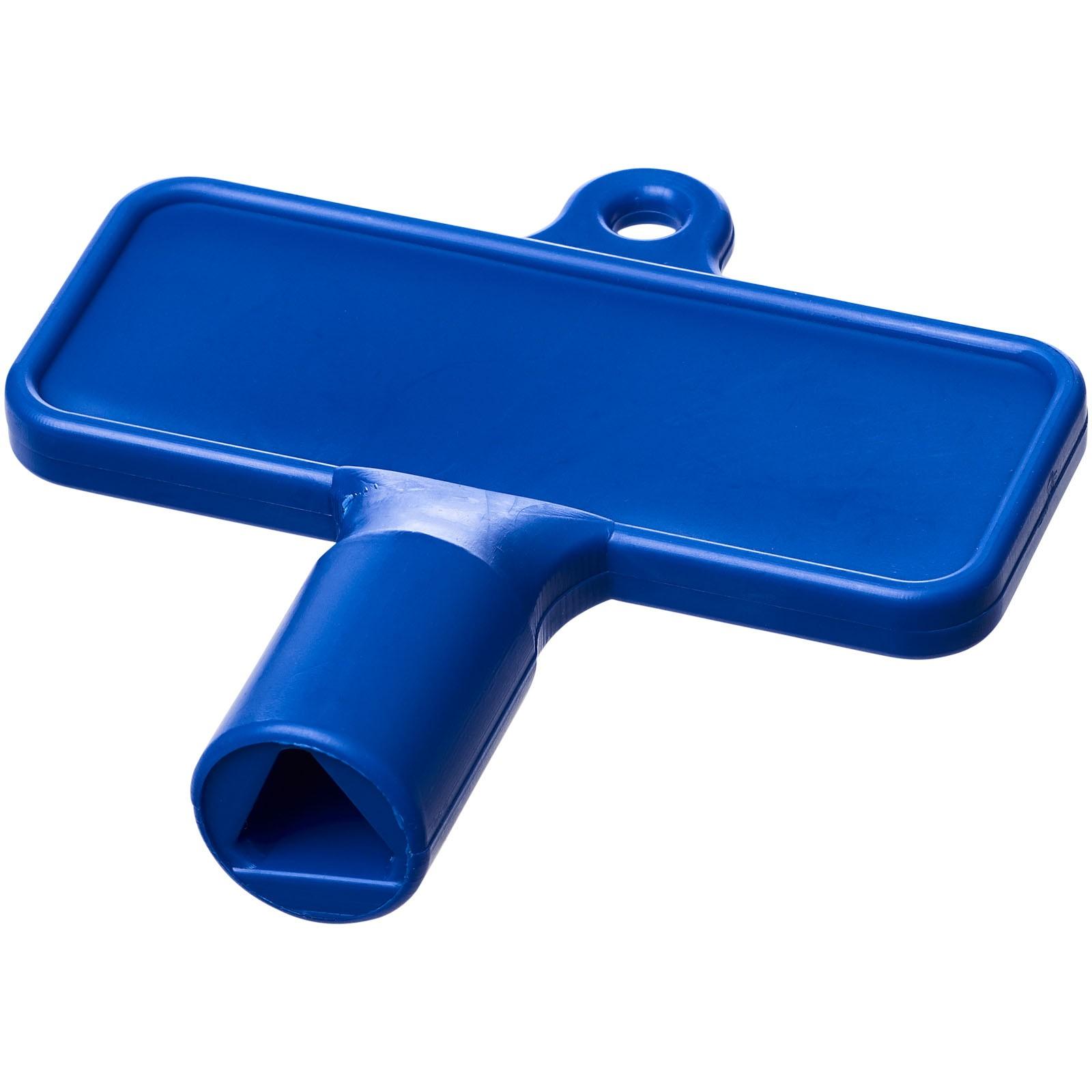 Maximilian obdélníkový univerzální montážní klíč - Modrá
