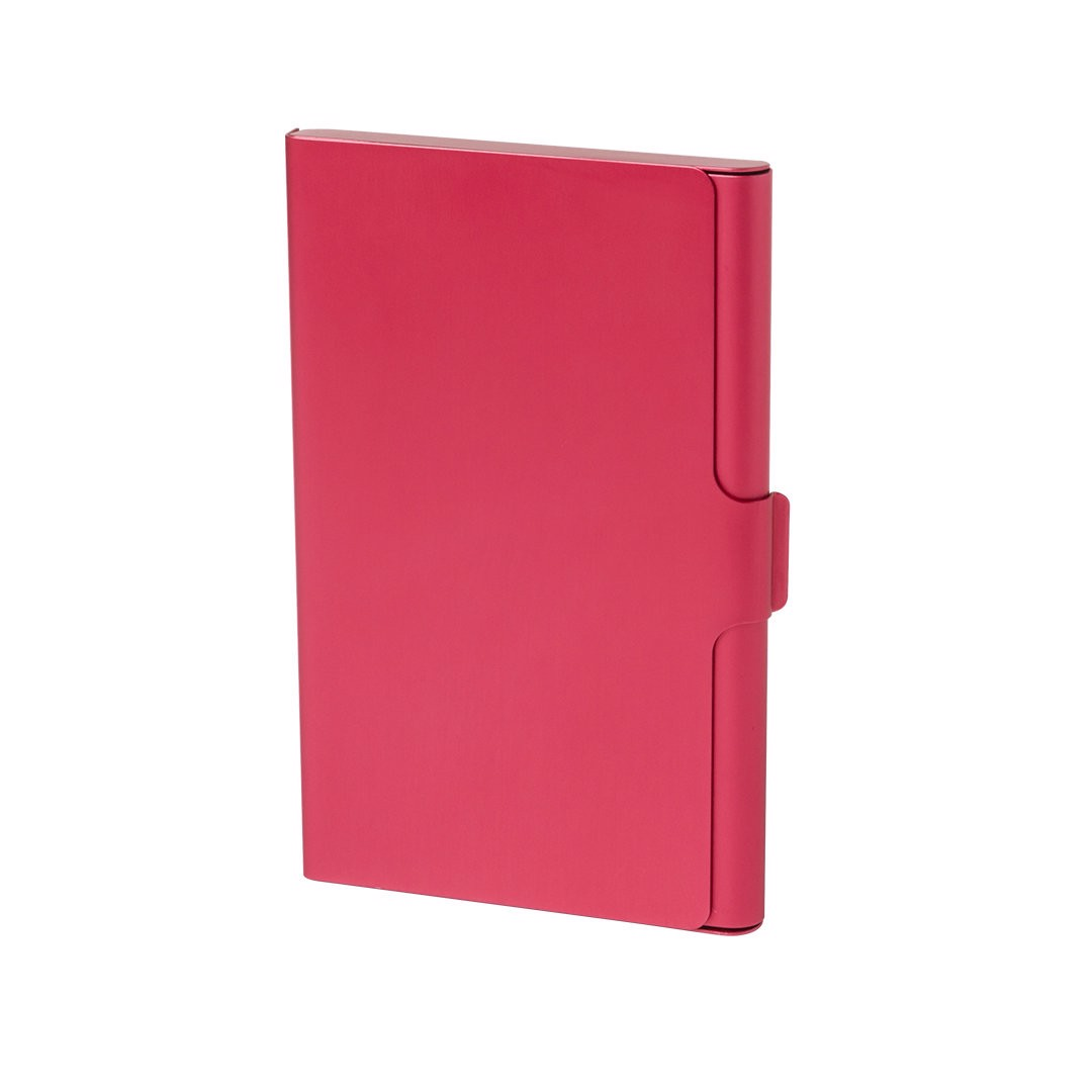 Tarjetero Bonus - Rojo