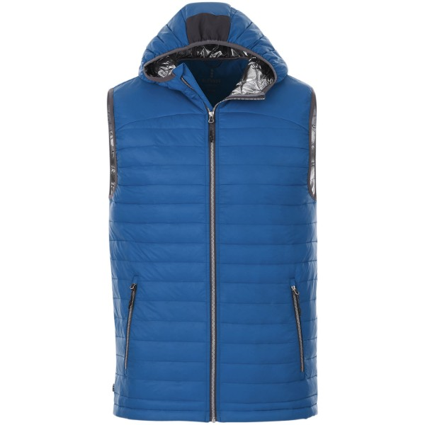Junction men's insulated bodywarmer - Blue / XXL