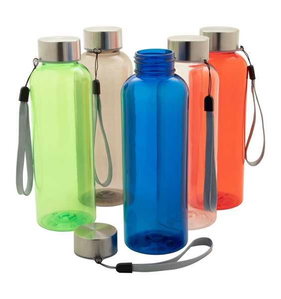 Rpet Sport Bottle Pemba - Red