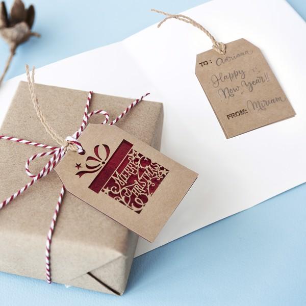 Postal de Natal Goslak - B / Albero