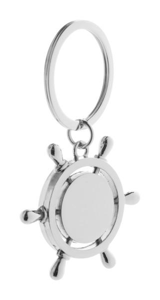 Schlüsselanhänger Vertigo - Silber