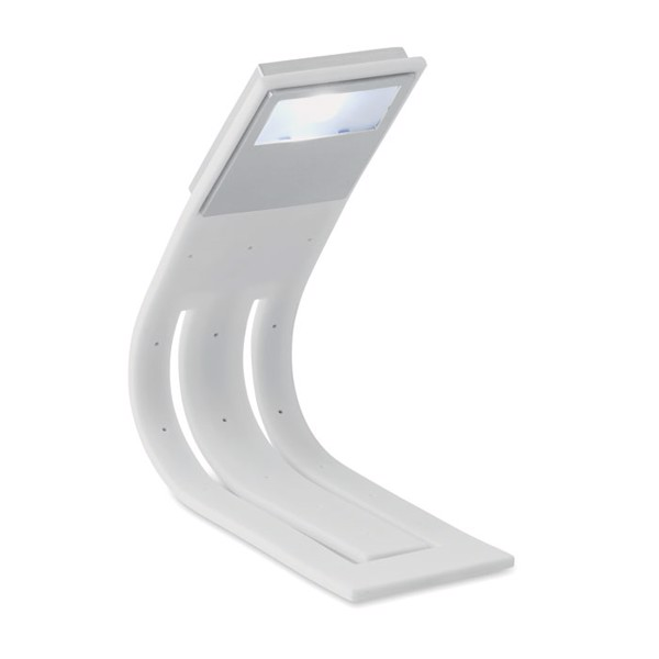 Záložka se světlem Flexilight - white