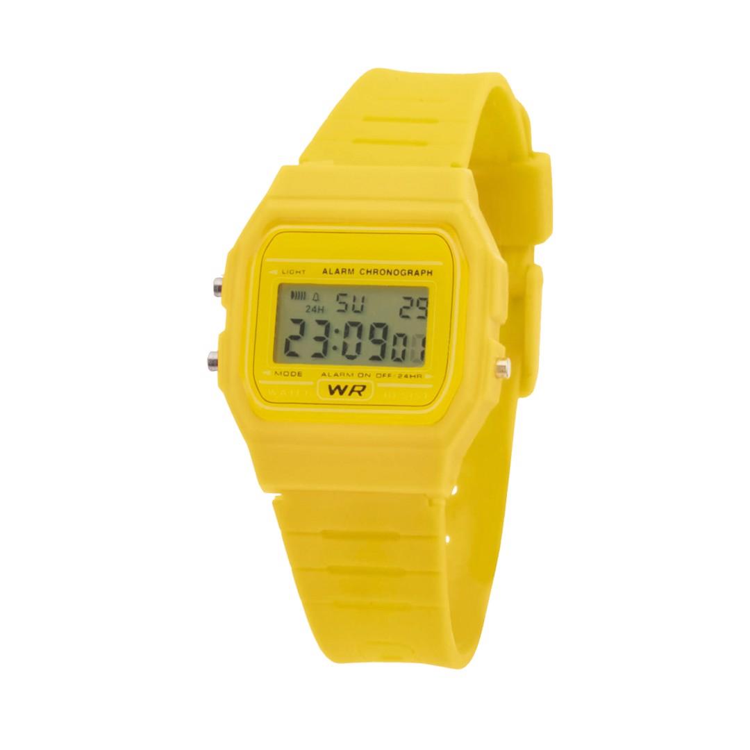 Reloj Kibol - Amarillo