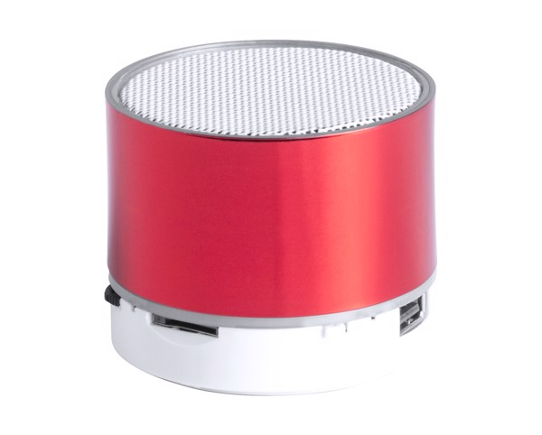 Bluetooth Reproduktor Viancos - Červená / Bílá