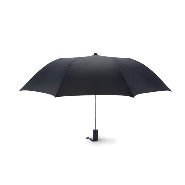 21 inch auto open umbrella Haarlem - Black