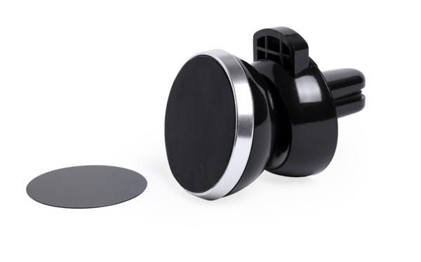 Suport Telefon Mobil Kruzol - Argintiu / Negru