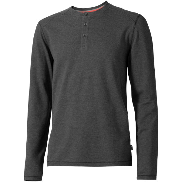 Touch long sleeve shirt - Charcoal / S