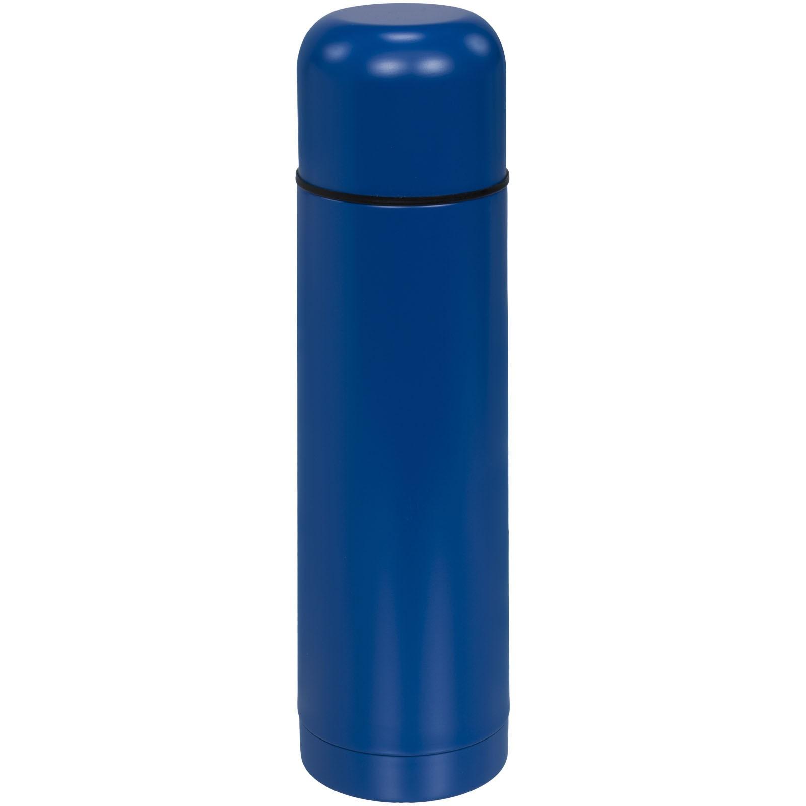 Gallup 500 ml matte Kupfer-Vakuum Isolierflasche - Blau